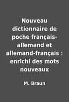 Nouveau dictionnaire de poche…