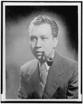 Author photo. New York World-Telegram and the Sun Newspaper Photograph Collection, Library of Congress, Prints and Photographs Division, Reproduction Number LC-USZ62-115899