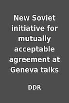 New Soviet initiative for mutually…