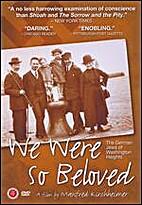 We Were So Beloved (VHS) by Manfred…