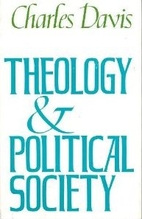 Theology and political society by Charles…