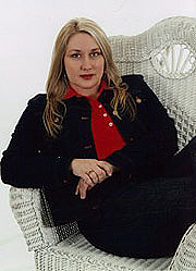 Author photo. WOW. Women on Writing