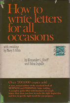 How to Write Letters for All Occasions by…