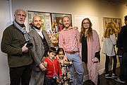 "Author photo. Peter Menzel at the opening of his exhibition Hungry Planet, Photographymuseum The Hague By Voedingscentrum - Hungry Planet, CC BY 2.0, <a href=""//commons.wikimedia.org/w/index.php?curid=47471528"" rel=""nofollow"" target=""_top"">https://commons.wikimedia.org/w/index.php?curid=47471528</a>"