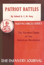 Patriot Battles: The hardest fights of our…