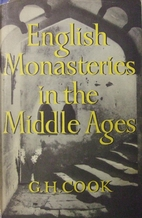 English monasteries in the Middle Ages by G.…