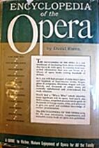 Encyclopedia of the Opera