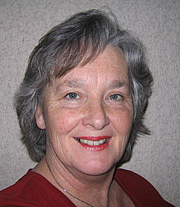 "Author photo. Morag MacNeill, author of ""Everyday Gaelic"""