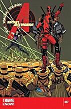 Secret Avengers #7 by Ales Kot