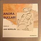Andra bullar! : [serier] by Jan Berglin