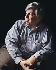 Author photo. A photo of Stephen Jay Gould, by Kathy Chapman online.http://it.wikipedia.org/wiki/File:Stephen_Jay_Gould_by_Kathy_Chapman.png