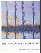 The Language of a Work of Art; The…