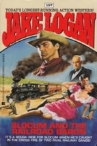 Slocum and the Railroad Baron (Slocum Series…