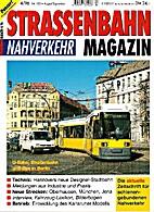 Strassenbahn Magazin Nahverkehr n°102 by…