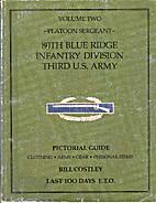 Platoon Sergeant 80th Blue Ridge Infantry…
