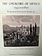 The Churches of Mexico, 1530-1810 by Joseph…