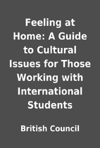 Feeling at Home: A Guide to Cultural Issues…