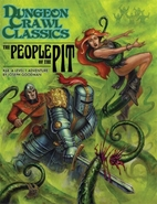 Dungeon Crawl Classics #68: The People of…