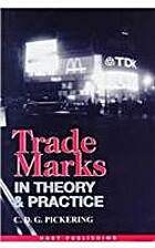 Trade Marks in Theory and Practice by George…