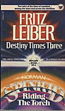 Destiny Times Three by Fritz Leiber