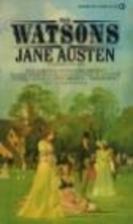 The Watsons by Jane Austen
