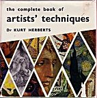 The complete book of artists'…