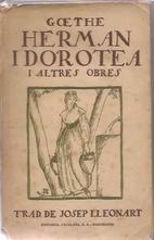 Herman i Dorotea i altres obres by Johann…