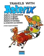 Travels with Asterix by René Goscinny