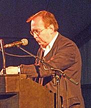 Author photo. Ingomar von Kieseritzky, 2007. Photo by user dontworry / Wikimedia Commons.