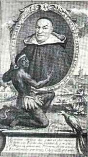 Author photo. Portrait du Père Labat