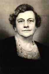 Author photo. Frances Parkinson Keyes