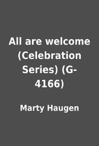 All are welcome (Celebration Series)…