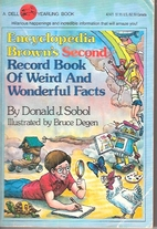 Encyclopedia Brown's Second Record Book of…