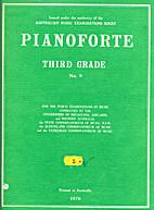 AMEB Piano: Third Grade Pianoforte (No. 9)…