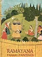 Ramayana Pahari Paintings by Roy C. Craven