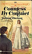 Countess by Contract by Juliana Davison