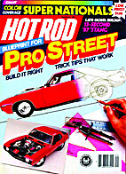 Hot Rod 1987-09 (September 1987) Vol. 40 No.…