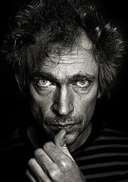 Author photo. J.-C. Menu (by David Rault, 2010)