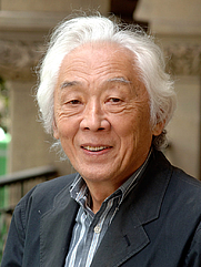 Author photo. Masahiko Aoki