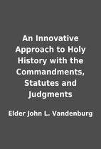 An Innovative Approach to Holy History with…