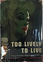 Too lively to live by Anne Damer