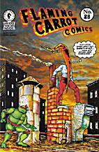 Flaming Carrot Comics 25 by Bob Burdeb