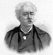 Author photo. Source: &quot;Bibliothek des allgemeinen und <br>praktischen Wissens. Bd. 5&quot; (1905)