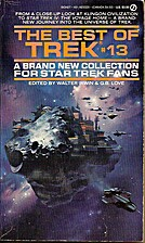 The Best of Trek #13 by Walter Irwin