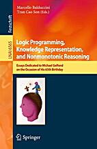 Logic Programming, Knowledge Representation,…