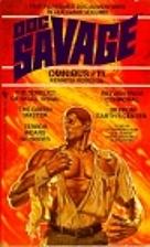 Doc Savage Omnibus #13: The Derelict of…