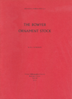 The Bowyer ornament stock by K. I. D. Maslen