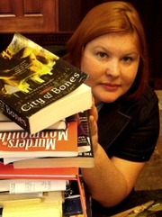Author photo. Courtesy of Cassandra Clare.