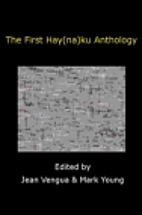 The first Hay(Na)Ku Anthology by Jean Vengua