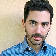 Author photo. Amedeo Balbi [credit: Italian Wikipedia]
